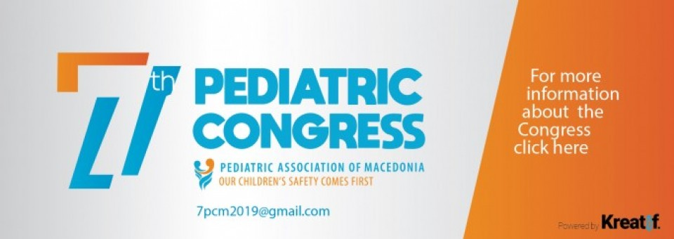 Pedijatriski kongres najava ENG
